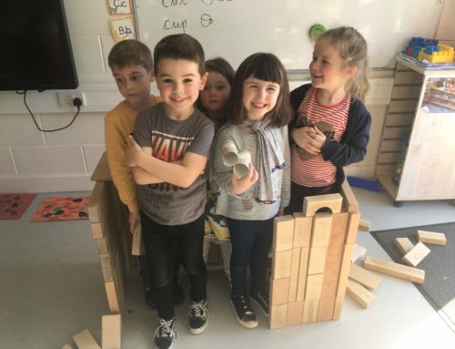 Learning through Plan in Junior Infants