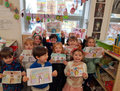 December Fun in Lisa's Junior Infants