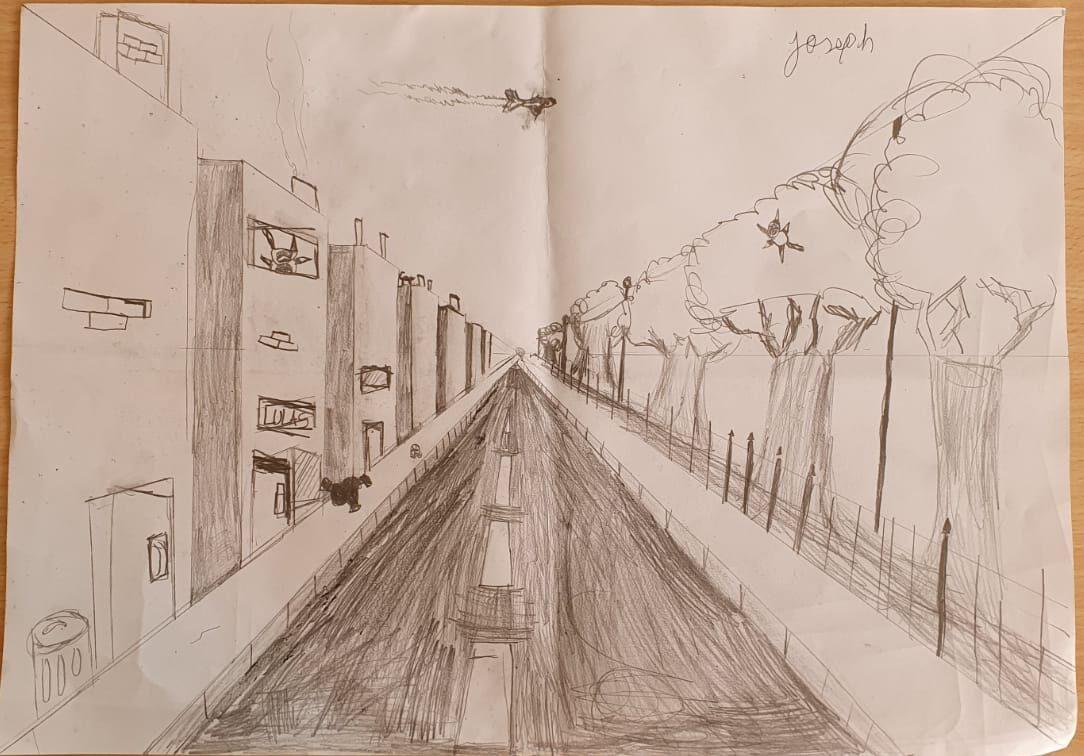 Perspective Art by Joseph